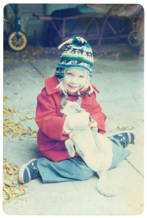 Gracia_childhood
