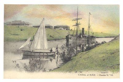 Louisejennison_canal of suez