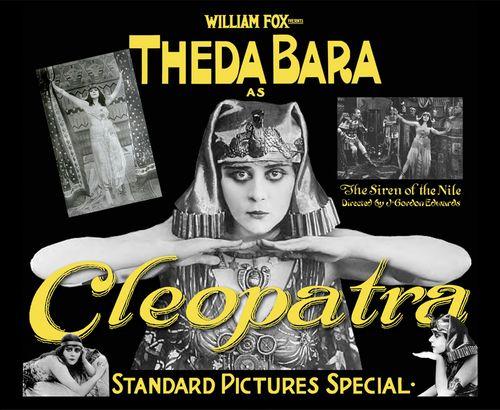 Cleopatra Film Frame