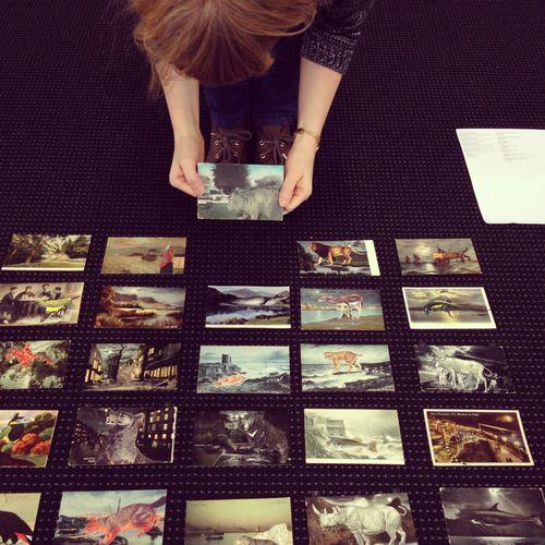 Gracialouise_exhibitionpreparations06