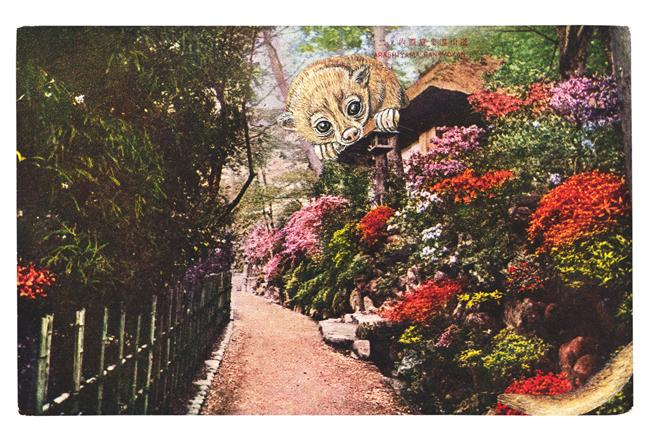 GraciaHaby_postcardcollage_Japan