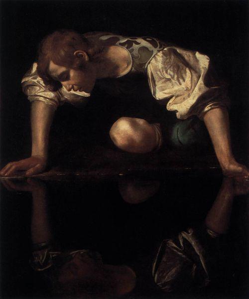 Caravaggios-Narcissus