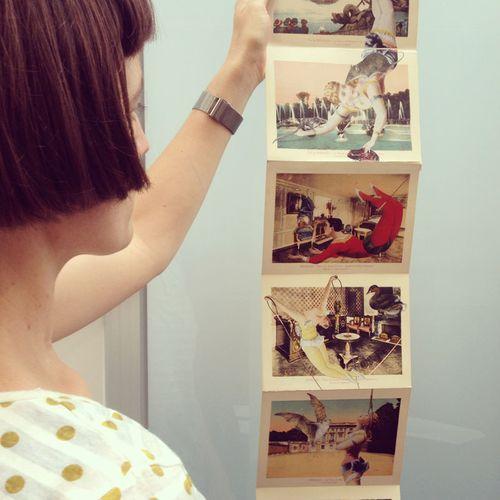 Gracialouise_artistsbook_collage