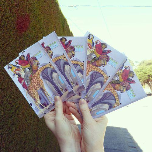 Gracialouise_Zarafa_cards